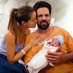 Sorocaba festeja a chegada de seu primeiro filho com Biah Rodrigues