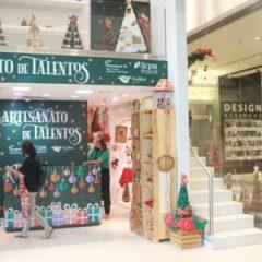 RioMar inaugura loja 'Artesanato de Talentos' para estimular artesãs das comunidades do Recife