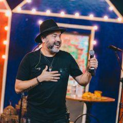 No Recife, Geraldinho Lins realiza 2° ano do seu projeto