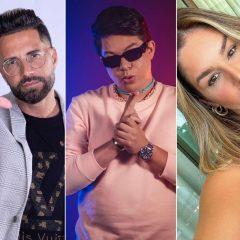 Latino repassa lucros de música com DJ Ivis para Pamella Holanda