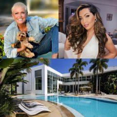 Mansão de Xuxa no Rio de Janeiro é vendida por R$ 45 milhões