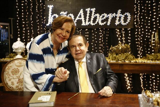 Terezinha Nunes e João Alberto - Foto: Tarciso Augusto /Esp. DP Foto