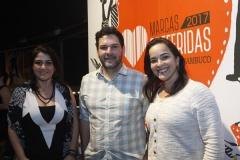 Yolanda Celeste, Ricardo Rique e Sandra Arruda. (Copy)
