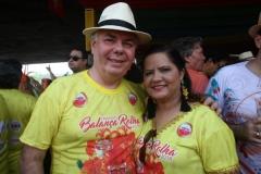 Romero Sales e Célia Sales. Foto: Roberto Ramos/DP