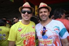 Mário Pilar e Puran Medeiros. Foto: Roberto Ramos/DP