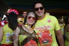 Camila Drummond e Eduardo Pedrosa. Foto: Roberto Ramos/DP