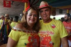 Mônica Sampaio e Alberto Macedo. Foto: Roberto Ramos/DP