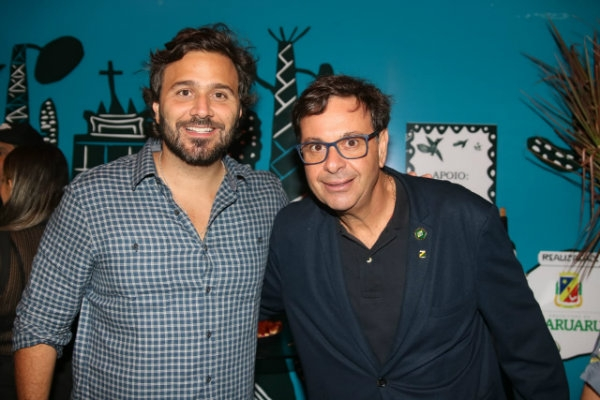 Rodrigo Novaes e Gilson Neves