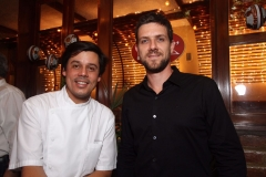 Joca Pontes e Bruno Macario - Crédito: Roberto Ramos/DP