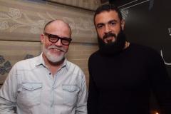 Duca Lapenda e Wagner Ramos - Crédito: Roberto Ramos/DP
