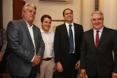 Andre Campos, Rodrigo Coutinho, Paulo Camara e Augusto Coutinho. (Copy)