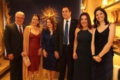 Augusto Coutinho, Isabela Coutinho, Ana Luiza Camara, Paulo Camara, Carla Cavalcanti e Roberta Borsoi. (Copy)