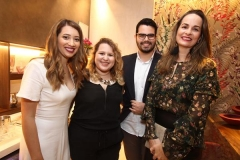 Clara Rodrigus, Marcela Gouveia, Rodrigo Cardoso e Tita Barreto. (Copy)