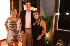 Fabiola Molteni, Joao Casemiro e Katya Veras. (Copy)
