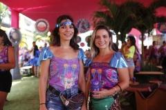 Favia Guimaraes e Carla Gomes