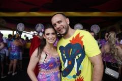 Mirella Chaves e Mauricio Nunes