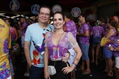 Andre Cavalcanti e Juliana Martins