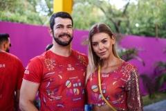 Thiago Azevedo e Manoela Alves