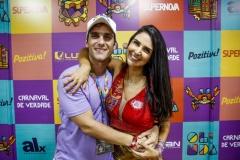 Bruno Ramos e Ana Terra