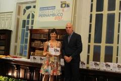 Carol Levy e Leo Gangana. (Copy)