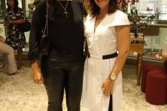 Amanda Camos e Cássia Alves