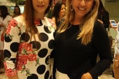 Clotilde Pinto e Lucinha Cascão