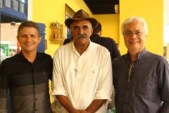 Evandro Vasconcelos, Seu Antônio e Paulo Bompastor