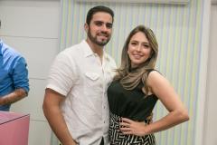 Hugo Paiva e Paula Moura