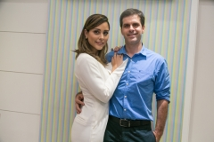 Vanessa e Carlos Tinoco