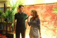 Camila Coutinho e Diego Nunes