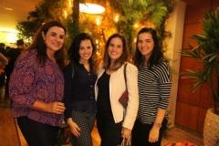 Claudia Vaisman, Eduarda, Mariana Botelho e Marina Costa e Silva