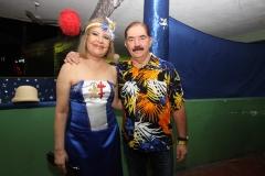 Terezinha Nunes e Dagomerto Rocha