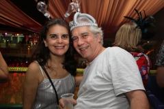 Rita de Cassia Araujo e Gugu Ferrer