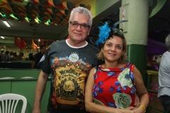 Alexandre Ferrer e Veronica