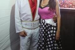 Daiana Cintra e Edgar Oliveira
