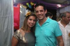 Rebeca e Daniel Coelho