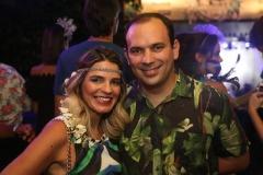 Lorena e Diego Rocha