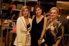 Juliana Santos, Consuelo Blocker e Lilian Santos