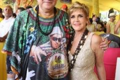 Rômulo Menezes e Ana Nery