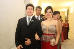 Marcos Andre Azevedo e Ana Paula Paschoaleto