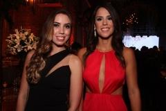 Bia Lira e Rebecca Fiúza