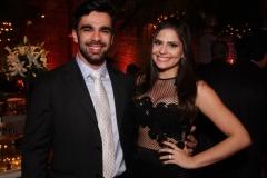 Jaime Vasconcelos e Rafaela Amaral