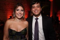 Nathalia Pontual e Thiago Lopes