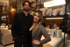 Andre Coutinho e Nathalia de Albuquerque