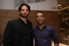 Andre Coutinho e Ricardo Paulino