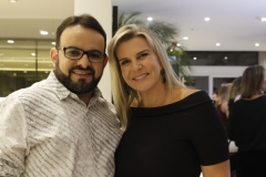 Felipe Albuquerque e Simone Justus