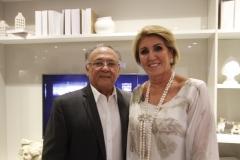 José Carlos Gonçalves e Simone Chaves Gonçalves
