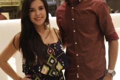 Larissa Ayane e Geraldo Machado