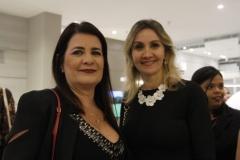 Lu Miranda e Lavínia Petribú