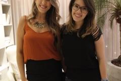 Rafaela Resende e Aline Menezes